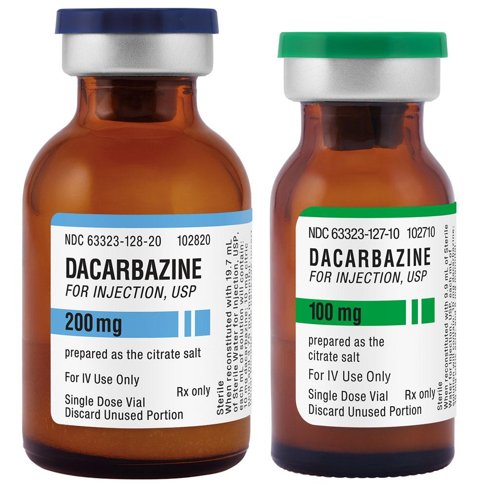 Fresenius Kabi USA: Product Details Dacarbazine