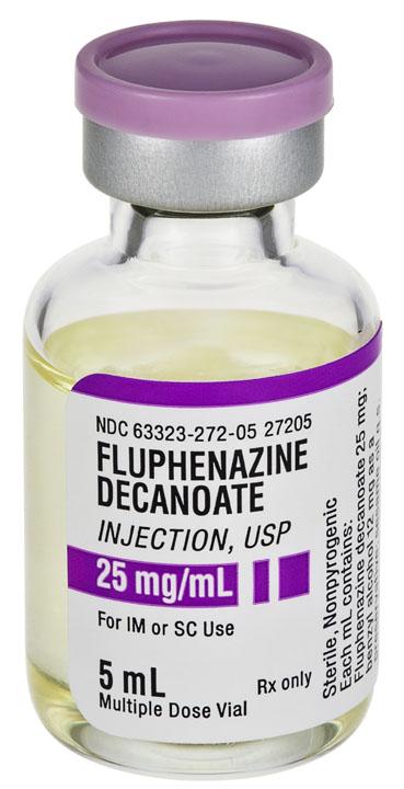 prolixin decanoate drug class